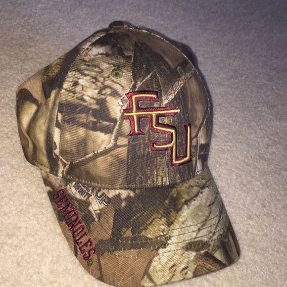 Russell Athletic Other - Florida State Camouflage Hat 1c7f430f9931